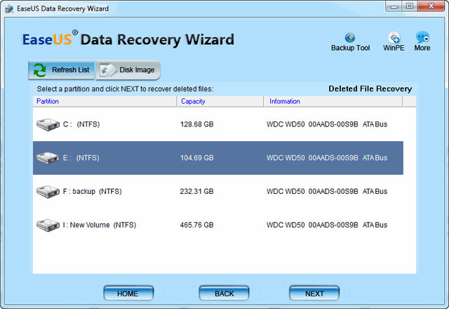 EASEUS DATA RECOVERY WIZARD PRO Patch & Activator Latest Free Download